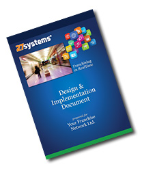 Franchising in Realtime - Design and Implementation Document